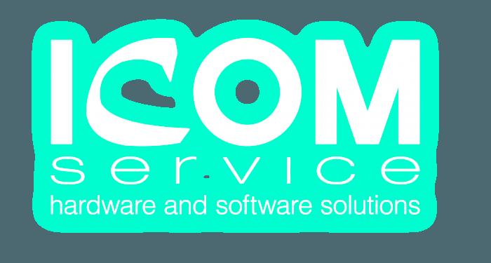 Logo ICOM per evento Digital Impulse
