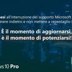 Fine supporto Windows 7