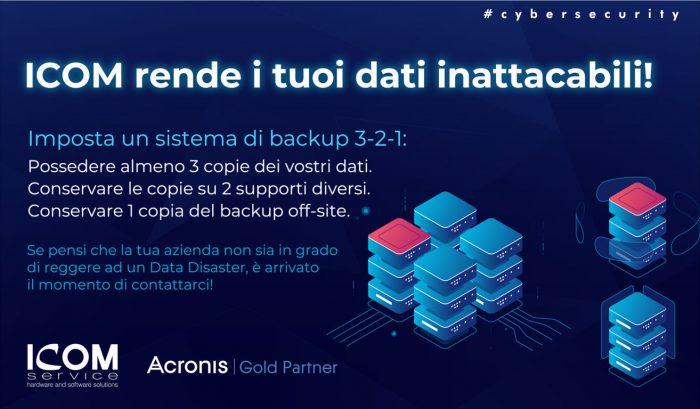 Acronis Backup aziende Vicenza Thiene Schio Bassano