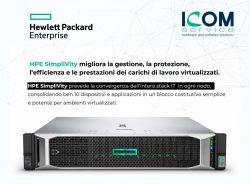 HP SIMPLIVITY, server iperconvergente: Vicenza Thiene Schio Bassano