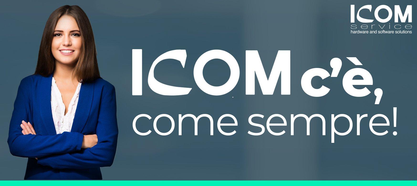 Copertina ICOM c'è