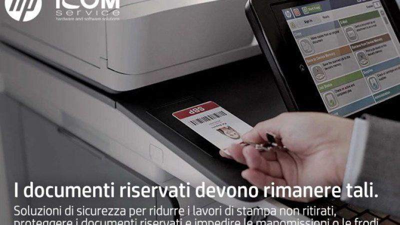 STAMPANTI HP ICOM SECURE